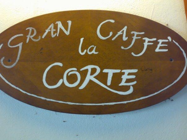 Gran Caffè La Corte