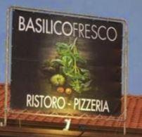 Basilico Fresco