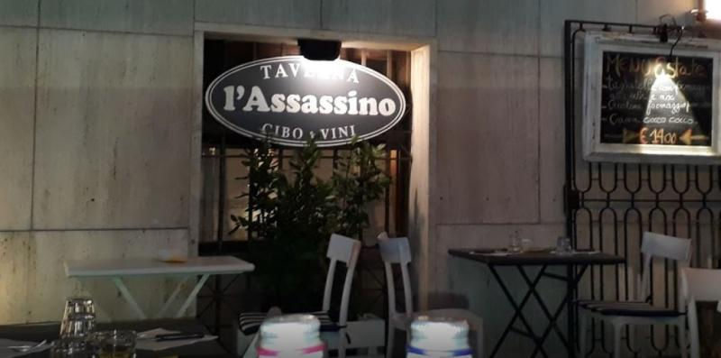 La Taverna dell'Assassino