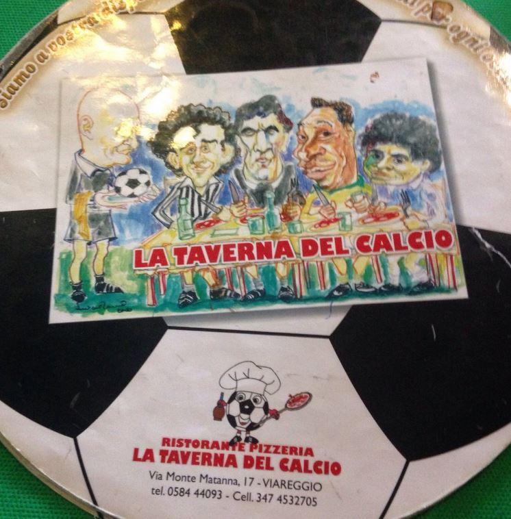La taverna del calcio