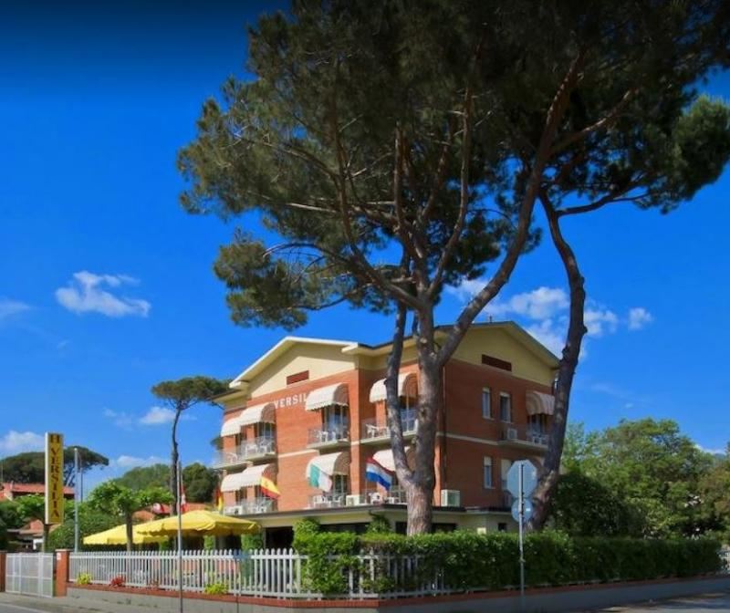 Bed and Breakfast Hotel Versilia