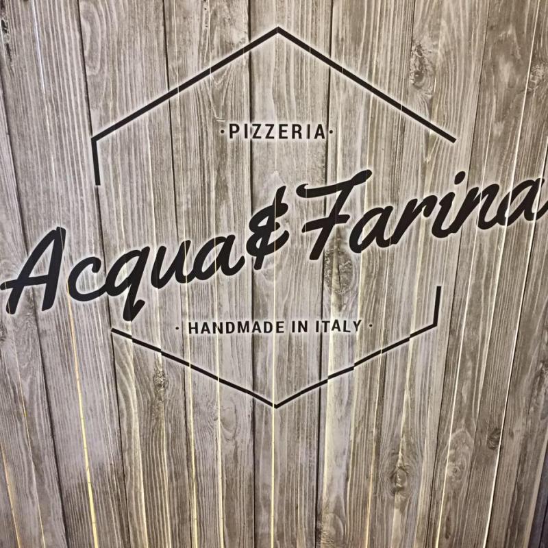 Acqua e Farina
