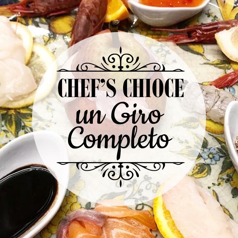 Chef's Choice Un Giro Completo da Lucifero Restaurant & Cocktail a Viareggio
