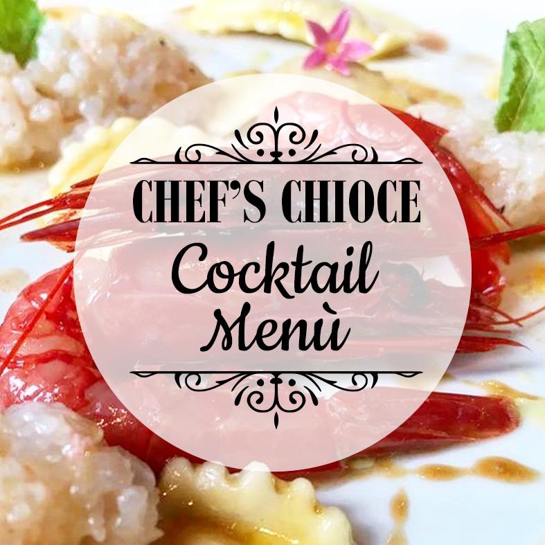Chef Choise Il Cocktail Menù da Lucifero Restaurant & Cocktail a Viareggio